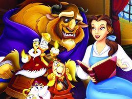 Кто хорошо знает мультфильм «Красавица и чудовище»?