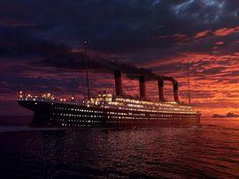 Тест по легендарному фильму «Титаник»