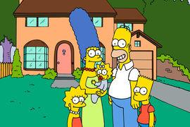 Тест на знание мультсериала «Cимпсоны»
