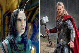 Сможешь ли ты назвать персонажей Marvel?
